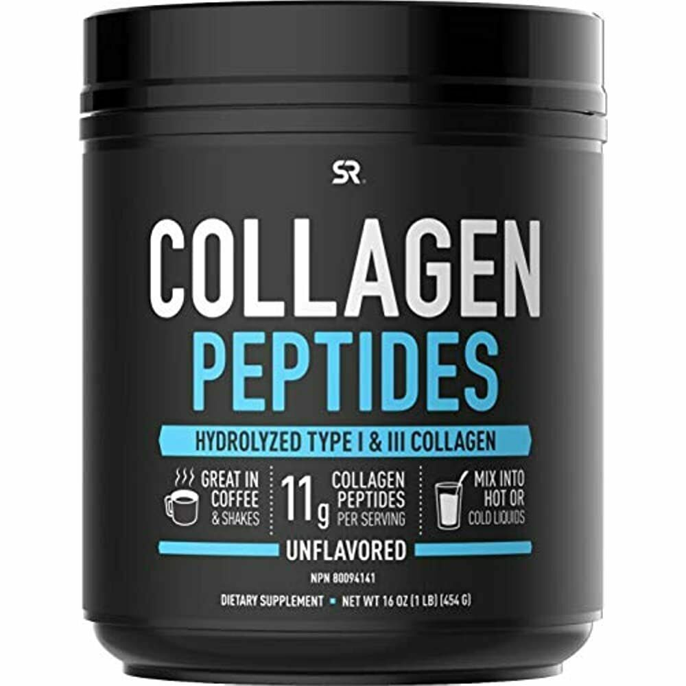 Marine Collagen Peptides 16oz Wild Caught Fish Protein Powder Hair Skin Non GMO - $37.95