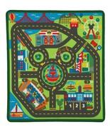 Melissa & Doug Disney Mickey Mouse City Activity Rug Set Play mat Playru... - $31.53