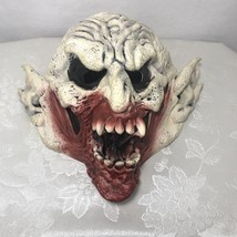 Don Post 2000 Halloween Ghoul, Zombie, Demon, Bloody Adult  Death Mask V... - $23.36