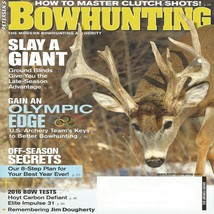 Petersen's Bowhunting 2016.01 Magazine Back Issue - $3.00