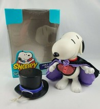 UFS Peanuts Hasbro Snoopy & Friends World Famous Collection - Magician Snoopy - $8.86