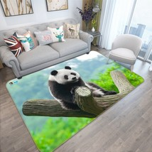 3D Panda 12 Non Slip Rug Mat Room Mat Quality Elegant Photo Carpet UK Su... - $106.68+