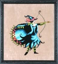 NC208 EMI Cross Stitch Charts With Embellishment Pack + Kreinik - by Nor... - $29.69