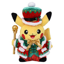PIKACHU Plush doll 2018 Christmas Pokemon center Original Japan - $55.00
