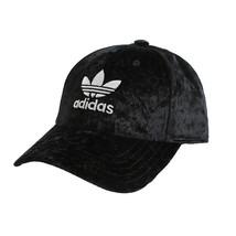 Adidas Originals Trefoil Baseball Cap Black GD4504 - $49.99