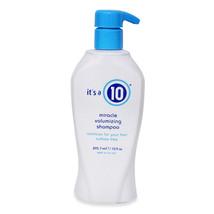It's a 10  Miracle Moisture Shampoo 10 fl. oz. - $15.95