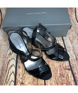 Ann Taylor Angela Criss Cross Sandals - Size 8 - $13.18