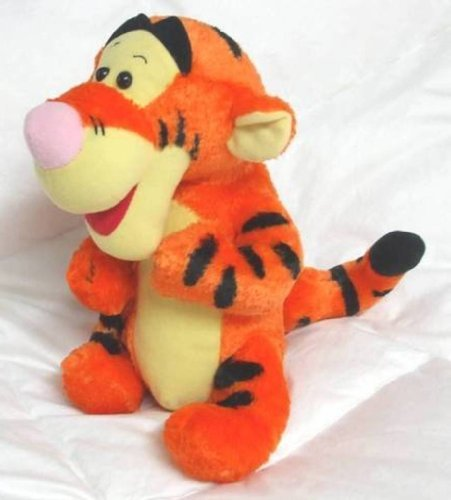 """Tug-in-Time"" Tigger 2001"