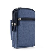 Blue Travel Protective Carrying Case Accessories for Nintendo Switch - $26.24
