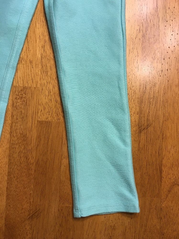 NWT Gymboree Girl's White Panda Origami Shirt & Teal Jeggings Outfit - Size: 5 image 9