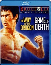 Bruce Lee Double Feature: The Way of the Dragon / Game of Death [Blu-ray]