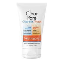 Neutrogena Clear Pore Cleanser/Mask - 4.2 oz.. - $17.81