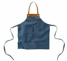 Brand New Rare NESPRESSO Barista Denim Apron NIB Coffee Kitchen apron chef - $35.00