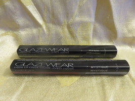 Avon Glazewear Liquid Lip Color Lot Of 2 Red Glitz Lot Of 2 Rare $20 Value - $4.99