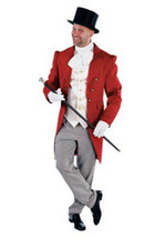 Deluxe Victorian Gent Costume - Great as a Christmas Carol Singer etc - $75.95+