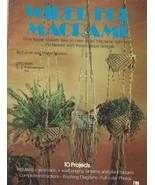 Wired for Macrame - Vintage macrame book - Digital download in PDF Format - $5.00
