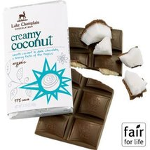 Lake Champlain Organic Chocolate Bar (Creamy Coconut) - €8,38 EUR