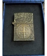 Constantine lighter with zippo insert - $75.00