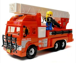 Daesung Toys Melody King Super Fire Engine Truck Car Vehicle Figure Toy