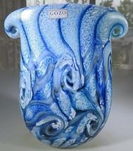 """Gozo Malta Handmade collection """"Le Grand Bleu par Besson"""" Pop Art Deco N... - $60.00"""