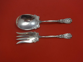 "Iris by Durgin-Gorham Sterling Silver Salad Set All Sterling  9"" - $673.55"