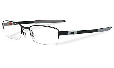 942c29ebd13 1. 1. Previous. Oakley Eyeglasses Tumbleweed 0.5 OX3142-0151 Polished Black  RX-ABLE Frames 52MM