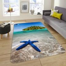 3D Blue Sea Spray 027 Non Slip Rug Mat Room Mat Quality Elegant Carpet UK Cobb - $106.68+