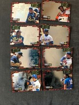 1994 Ud Collectors Choice Home Run ALL-STARS Gold 8 Card Set HA1-HA8 Griffey - $23.52