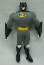 "Mattel 2005 BATMAN 7"" Plush STUFFED Action Figure Toy - $15.35"