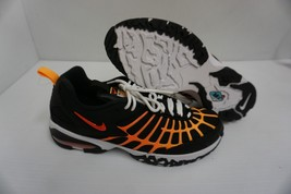 Nike Air Max 120 Herren S, Laufen, Kreuz Training Sneakers Orange Rot Größe 10.5 - $136.33