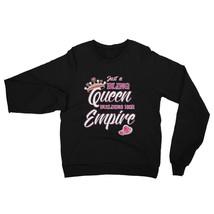 Just A Bling Queen  Unisex California Fleece Raglan Sweatshirt  Jewelry ... - $37.62+