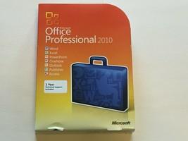 Microsoft Office Professional 2010 GENUINE 269-14964 full 32/64 for 2 PCs - $99.99