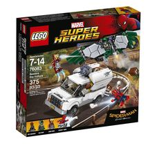 LEGO Marvel Super Heroes Beware the Vulture 76083 Building Kit New - $39.99