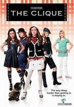 The Clique DVD Michael Lembeck(DIR) 2008 - $0.99