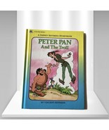 Peter Pan and the Troll A Disney Rhyming Storybook By Vince Jefferds - $19.49