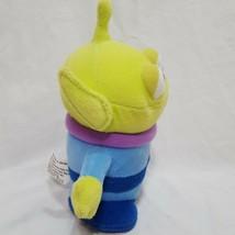 """Green Alien Pizza Planet Disney Toy Story Green Alien 6"""" Plush Stuffed D... - $16.89"""