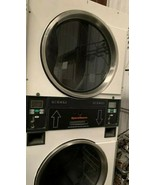 Speed Queen Stack Dryer 30lbs, White Finish; Model ST0300DRG  S/N: R0006... - $1,978.02