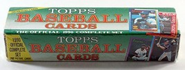 Topps Baseball Cards - The Official 1990 Complete Set - $28.45