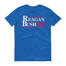 Reagan Bush '84 Retro Logo Red White Blue Election Ronald George 1984 84 - $17.00