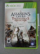 Assassin's Creed: The Americas Collection - Xbox 360 Standard Edition - $11.13