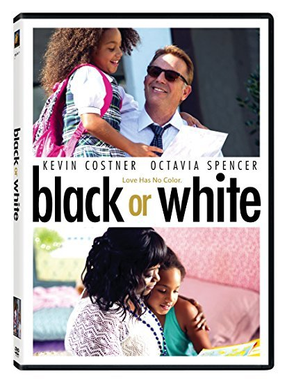 Black or White [DVD, 2015]
