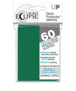 Ultra PRO Matte ECLIPSE Forest Green Small Deck Protector Sleeves 60ct U... - $9.50