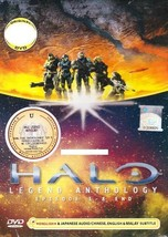 Halo Legends Anime DVD Ship from USA