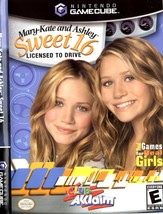 MARY KATE AND ASHLEY SWEET 16   (Nintendo - Gamecube Complete) - $9.95