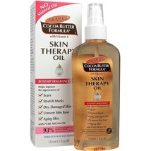 Palmer's Cocoa Butter Formula with Vitamin E, Skin Therapy Oil, Rosehip ... - $10.84