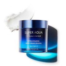[MISSHA] Super Aqua Ultra Hyalron Balm Cream Original - 70ml Korea Cosmetic - $23.86