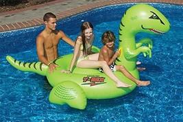 Swimline T-Rex Giant Ride On - $27.37