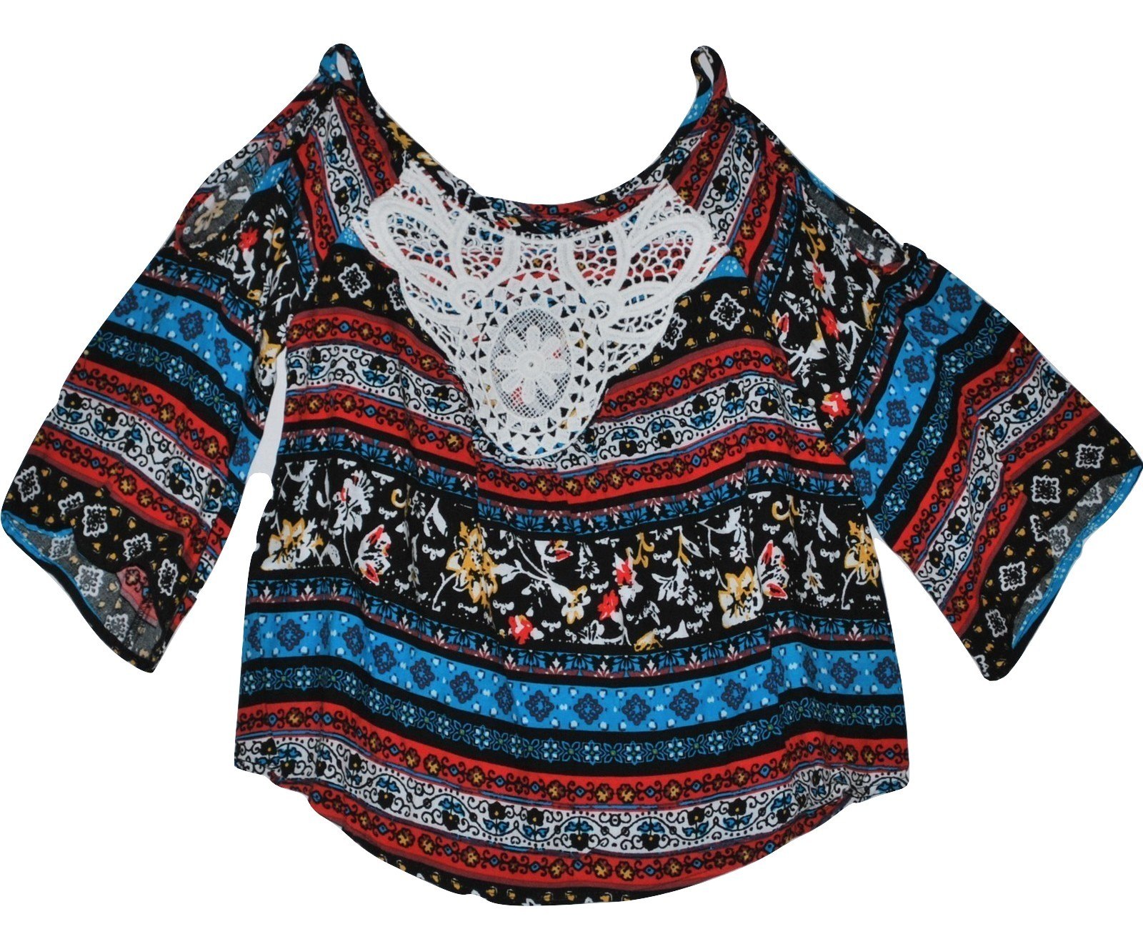 Girls Cold Shoulder Blouse Art Class And Similar Items