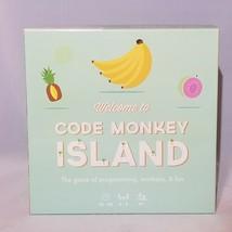 Code Island Monkey Board Programming Game NEW VHTF - $19.80