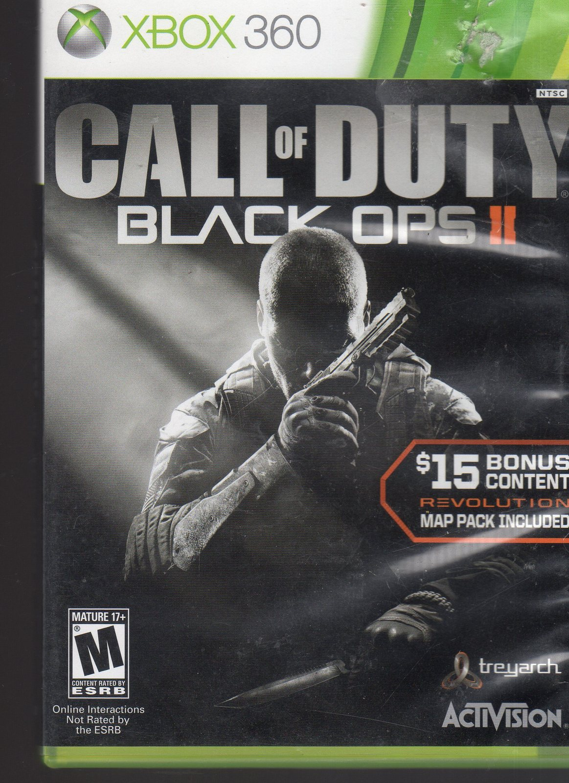 Xbox 360 - Call Of Duty Black Ops II